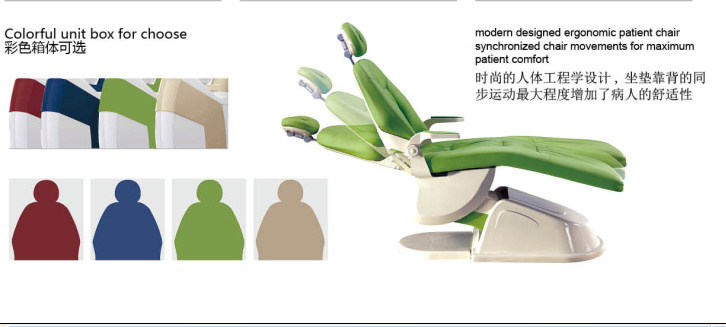 Dental Chairs Gd-S350 for Doctors