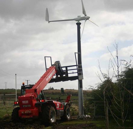 10kw Household Wind Turbine Wind Generator Wind Power System