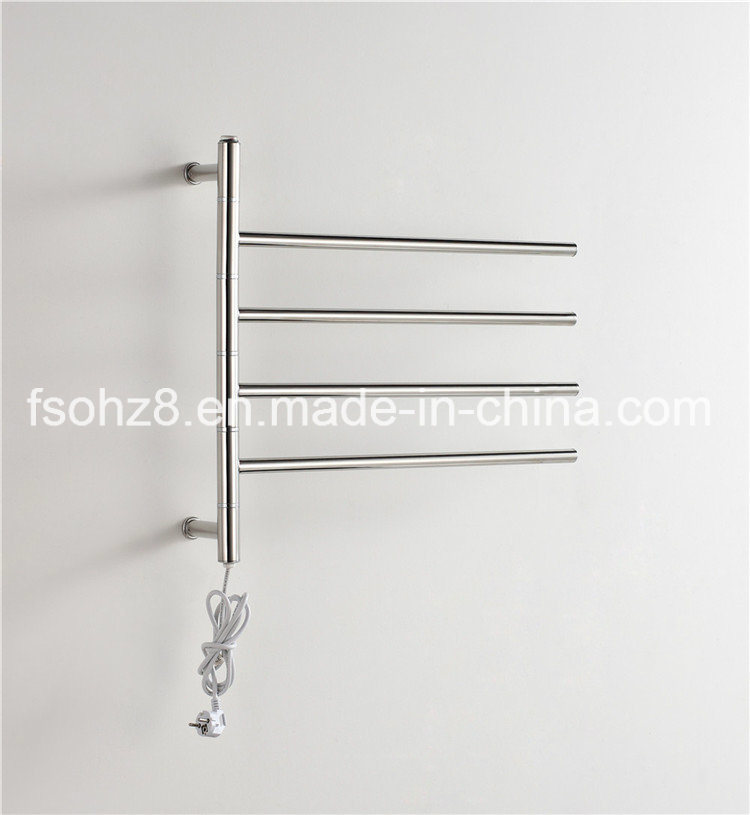 Sanitary Ware Stainless Steel Bathroom Accessory Heated Towel Rails (9007)