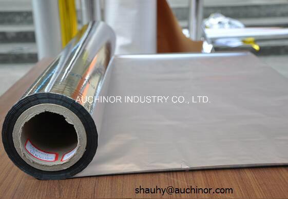 Thermal Isolation Aluminum Foam Material / Reflective Insulation Aluminum Foil Foam