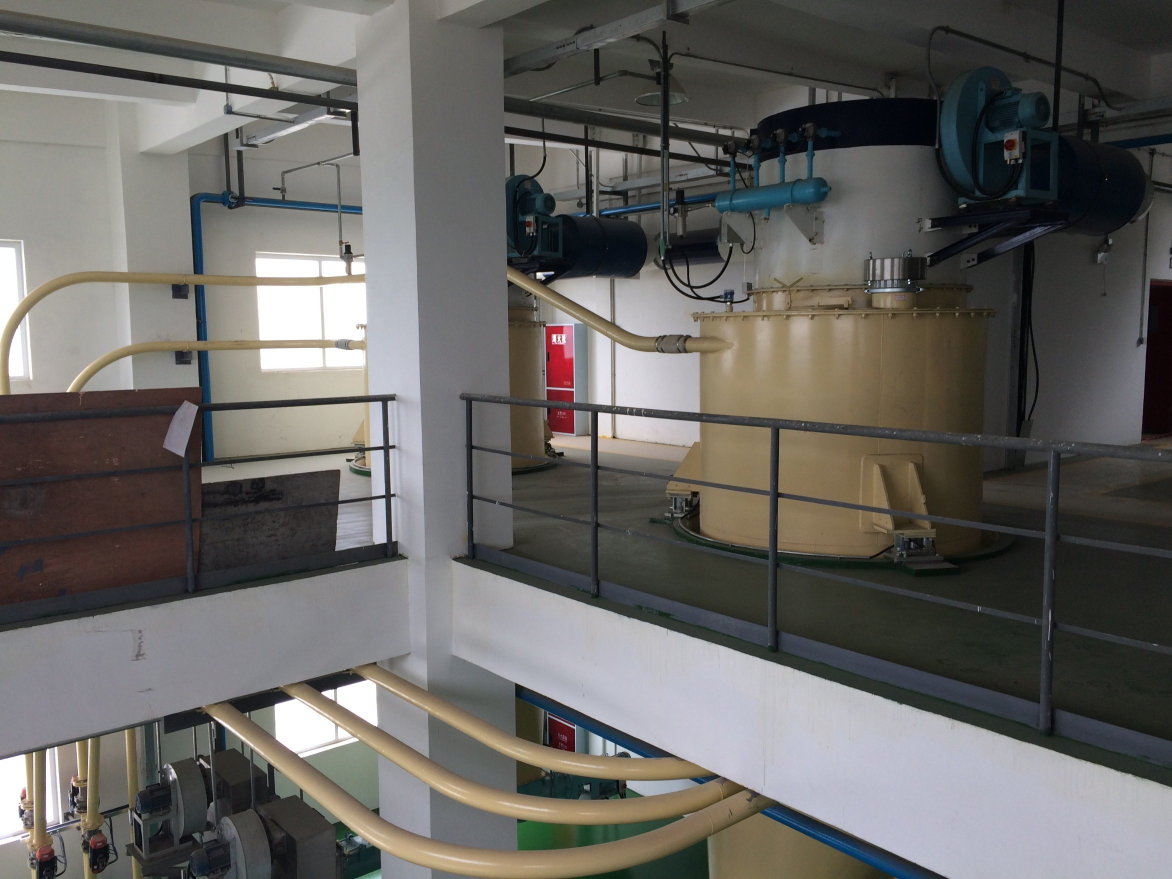 Big Capacity Exclusive Unilever Technology Detergent Powder Production Line
