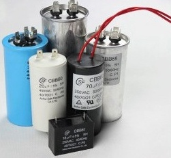 Air Conditioner Capacitor Power Capacitor