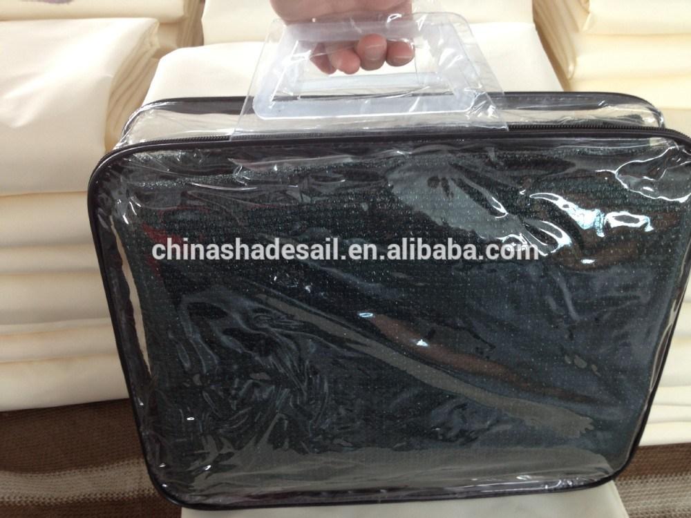 Best Sale! HDPE Fabric Garden Sun Shade Sail for Dark Green Color (Manufacturer)