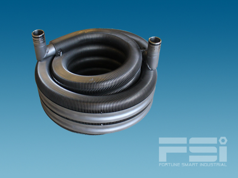 Stainless Steel Coiling Heat Exchanger 801