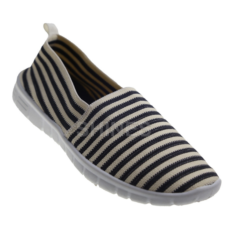 Elastic Upper Injection Shoes for Women