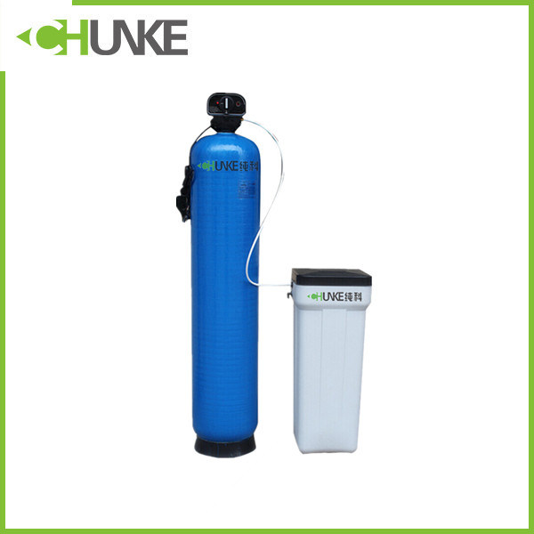 20-30m/H RO System Salt Water Softener for Water Purifier Treatment