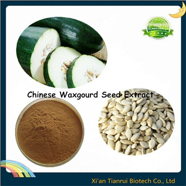 Water Soluble Powder Form Chinese Waxgourd Seed Extract, Wax Gourd Seed Extract