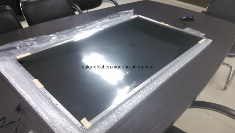 22 Inch Transparent LCD Shopwindow Advertising Showcase