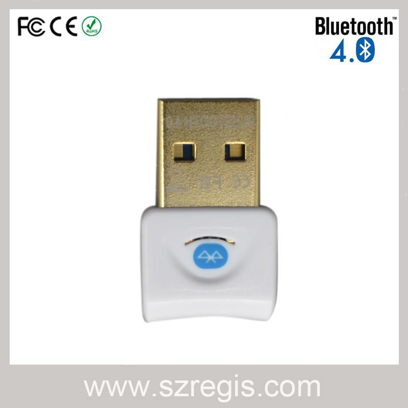 Mini Bluetooth Audio Music V4.0 USB2.0 Dongle Adapter Receiver