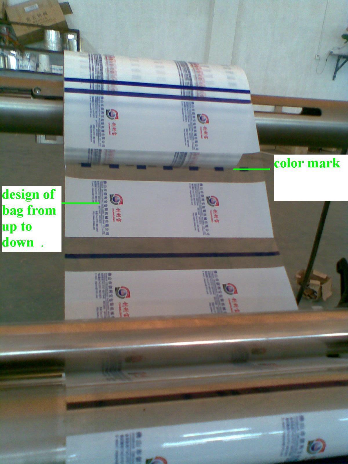 Automatic Vertical Puffed Food Packaging Machine (CB-4230-PM)