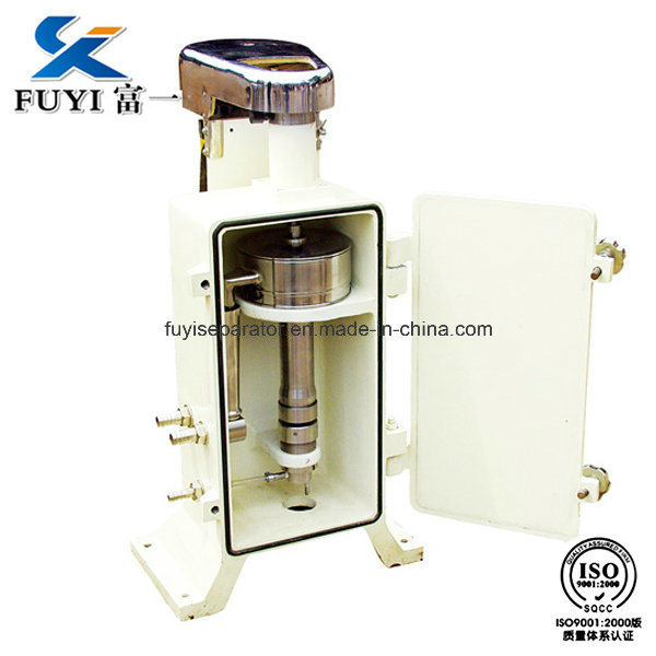 45 Gf High Effectively Centrifugal Oil Purification Machine