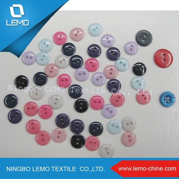 Polyester Resin Button for Men Shirt