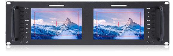 7 Inch Rack Mount LCD Monitor
