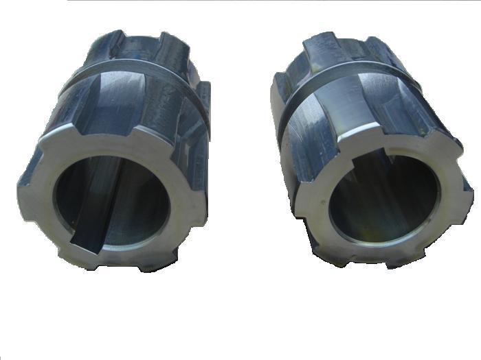 Casting and CNC Machining Spline Shaft