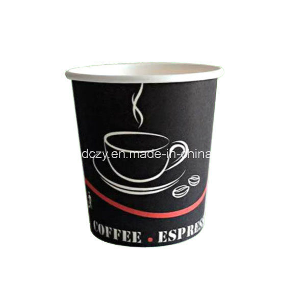 Factory Direct Sale 6oz Cheap Coffee Takeaway Cup