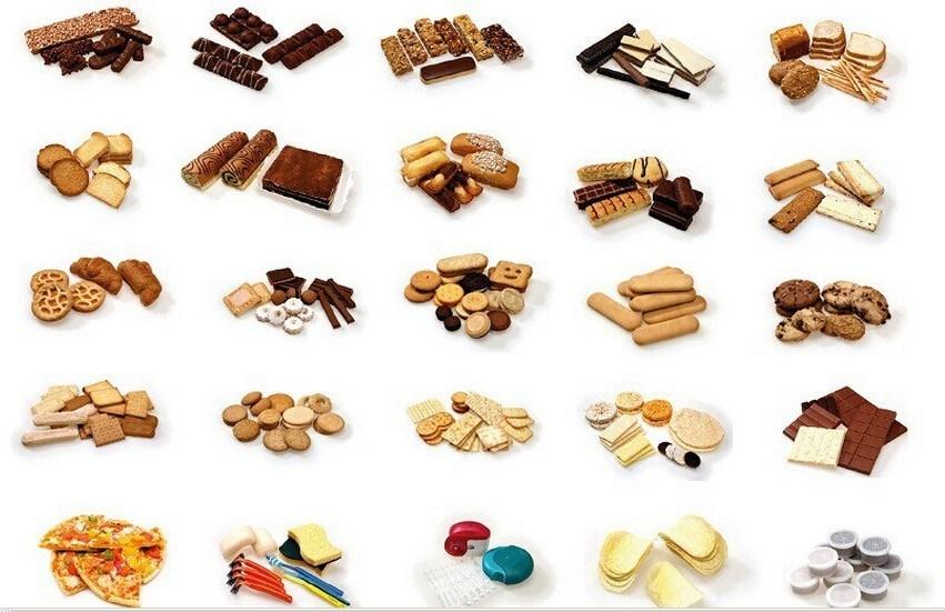 Chocolate Bar Single Package Machine Line