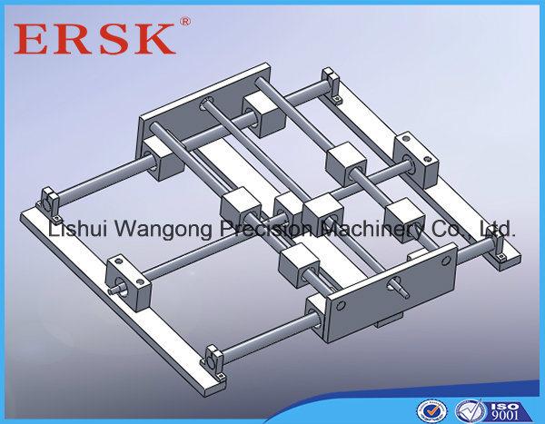 Hard Chrome Plated Hardened 45ck Steel Rods/Steel Bars (SF10)
