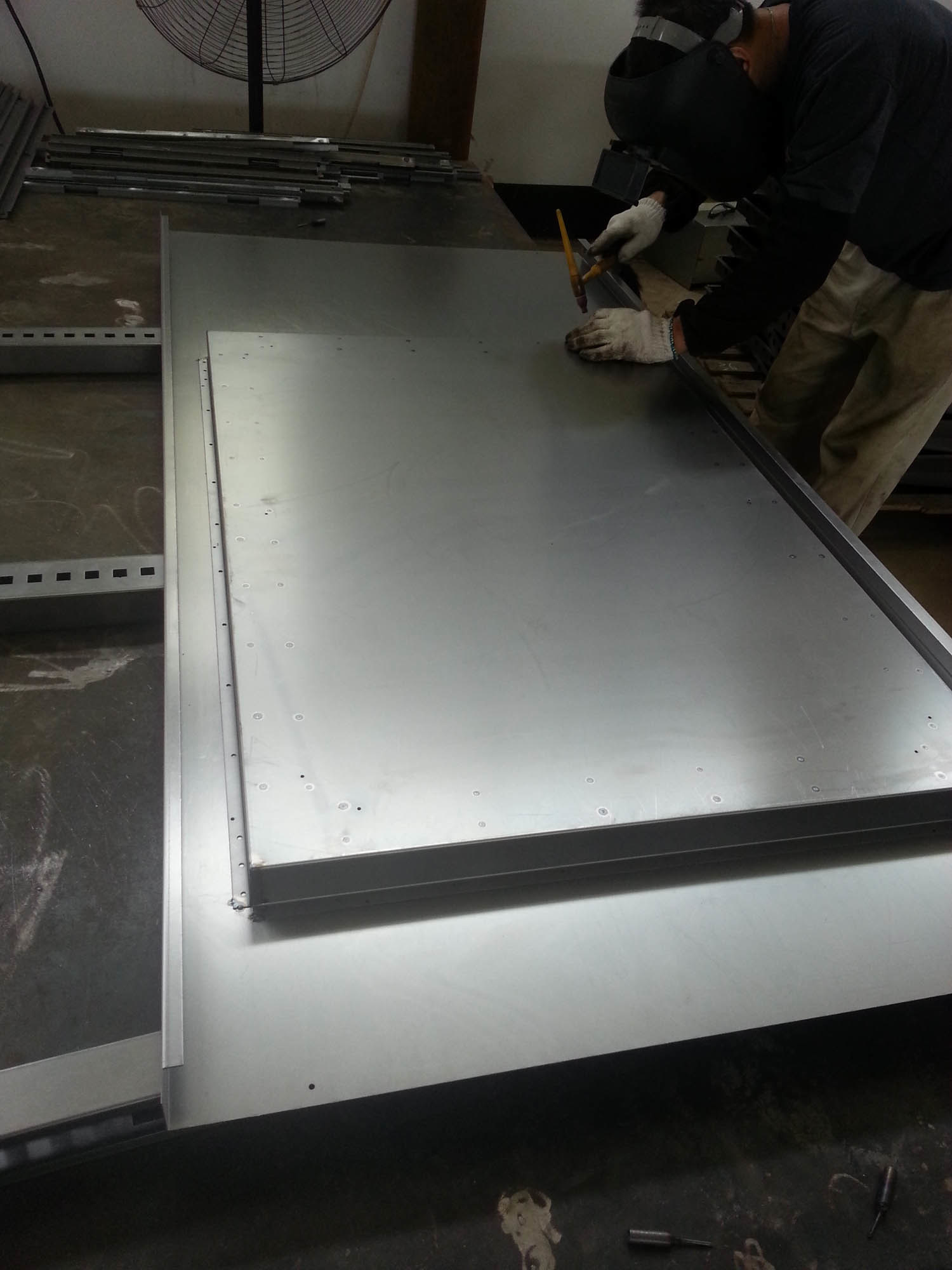 High Quality Sheet Metal Types