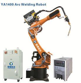 Yq Hot Sale Ya 1400 Arc Welding Robot