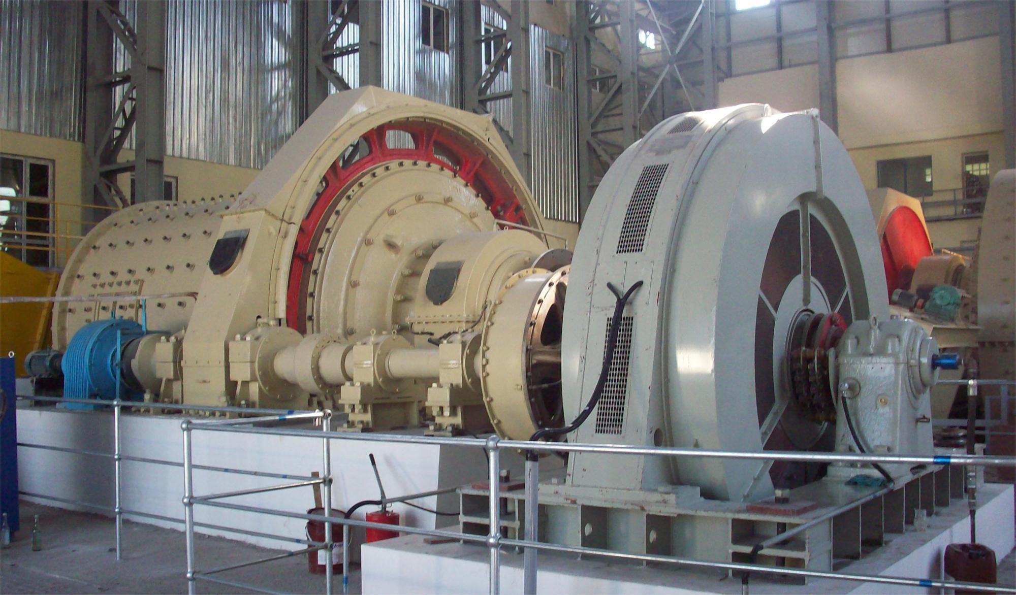 Mqy2135 Ball Mill/Grinding Mill/Mill