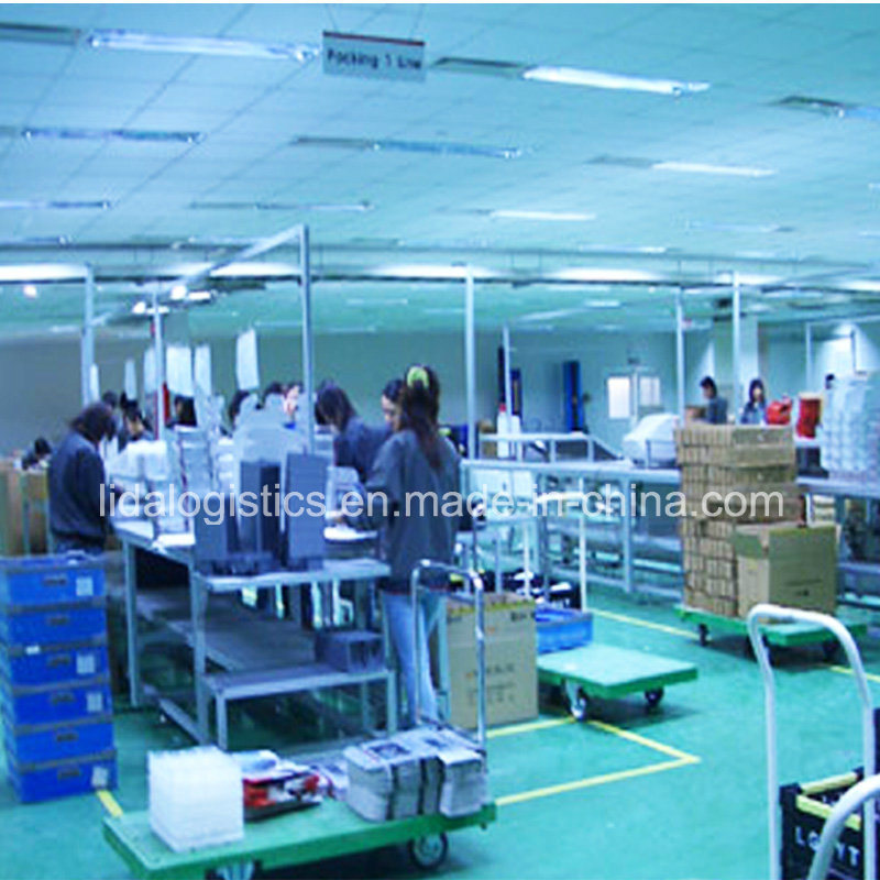 Toys Distribution Delivery Logistics Service in Shenzhen China