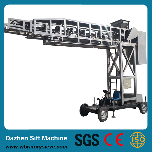 Flixible Belt Conveyor for Bulk Material