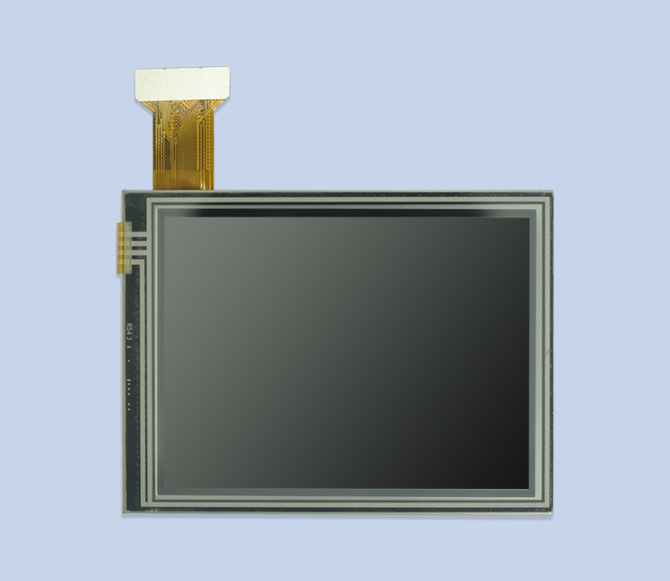 3.5 Inch LCD Display Car Black Box with Touch Screen / 60pin Spi Interface