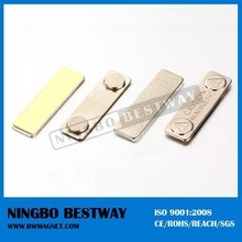 N40 Name Badge Magnetic Holders