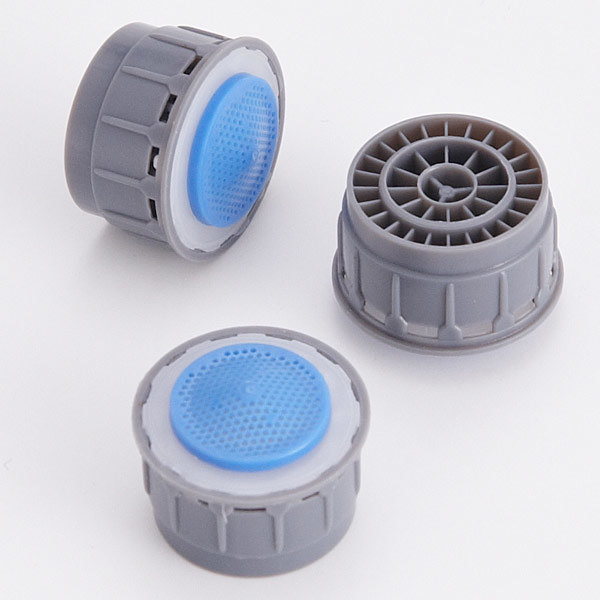 ABS POM Faucet Aerator, Chrome Finished