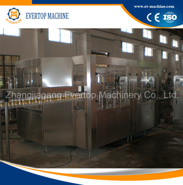 Carbonated Drink Bottle Filling Machine/Production Line