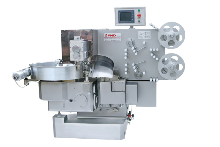 Double Twist Candy Packaging Machine (FND-S800)