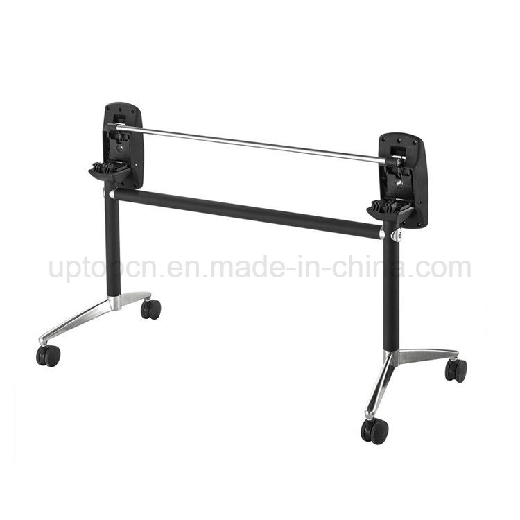 Rectangle Conference Metal Folding Table Legs (SP-FTL085)