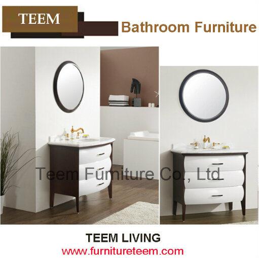 2015 New Design Bathroom Round Mirror
