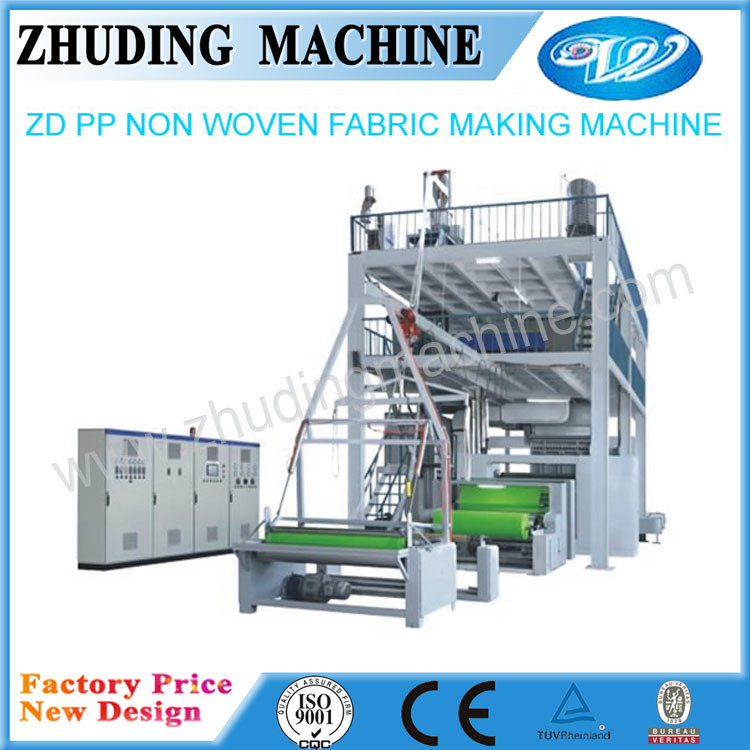 2400SMS Spunbond Non Woven Fabric Production Line