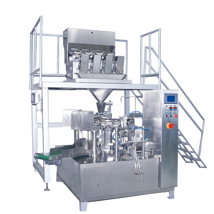 Special Granular Packing Machine Unit