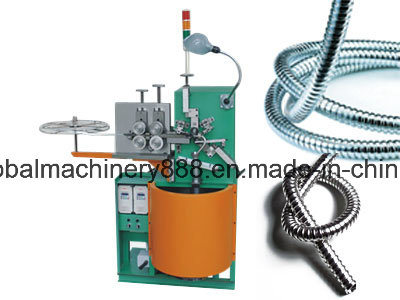 Interlock/Square Locked Flexible Metal Shower Hose Conduit Pipe Making Machine
