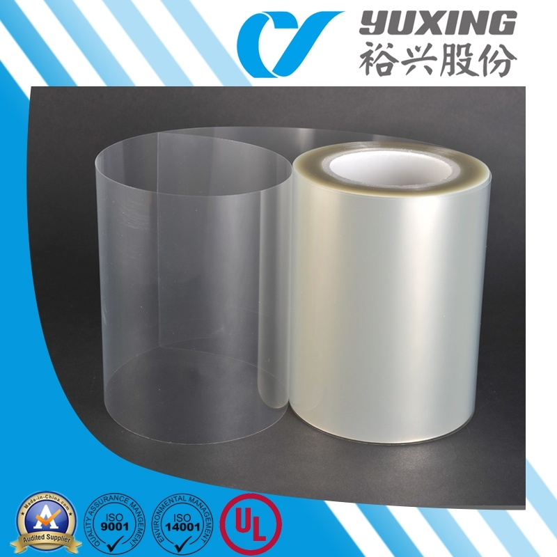 Clear Film for Solar Cell Backsheets (CY25HT)
