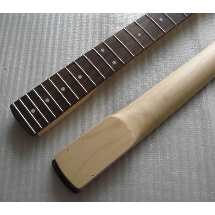 Custom 22 Fret Custom Canadian Maple Neck Electric Guitar