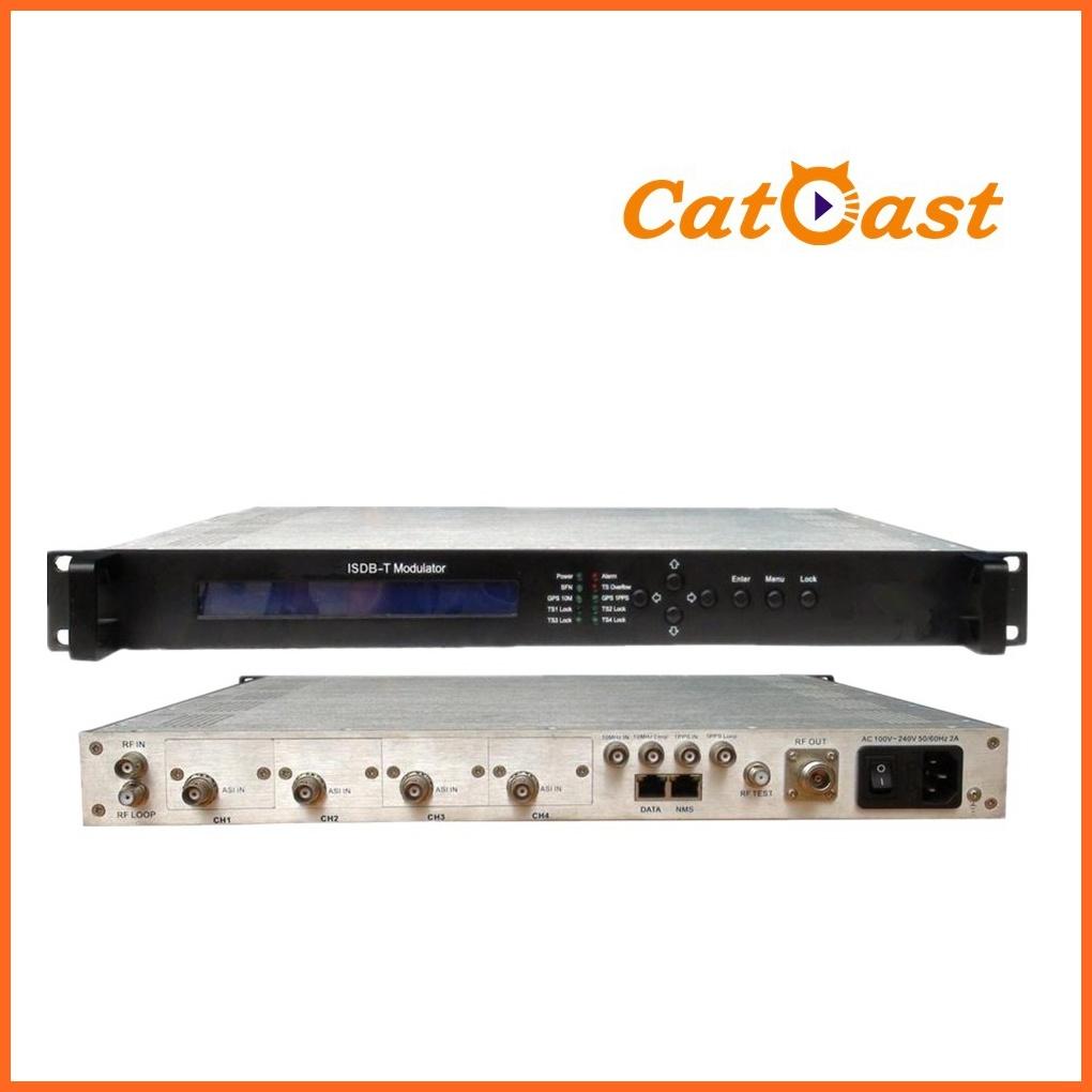 ISDB-T RF Modulator (HPS384A)