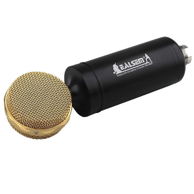 Es-4sk-F Professional High-Performance Multi-Pattern Small Diaphragm Condenser Project Studio Microphone