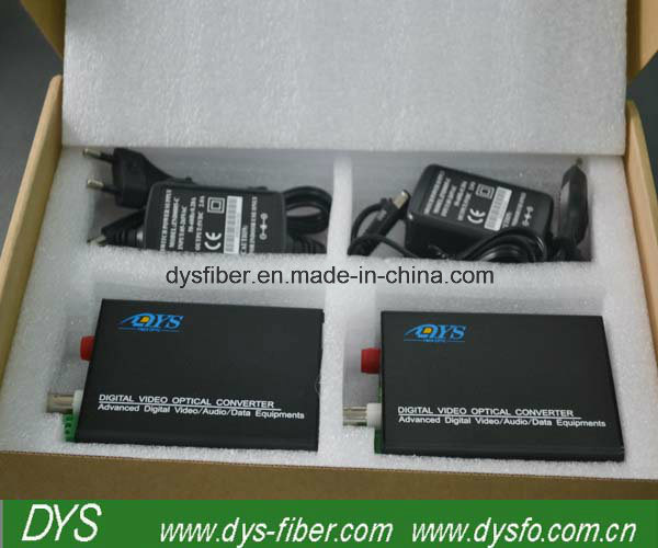 10/100/1000 20km Sx Fiber Optic Media Converter
