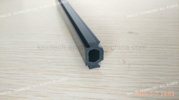 HK 17mm Hollow Extruded Polyamide 66 Thermal Break Product