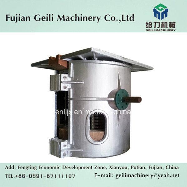 Steel Medium Frequency Smelting Furnace