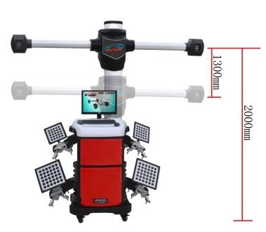 Wheel Alignment Wld-3D-III