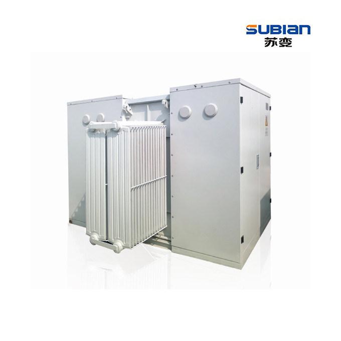 Wind Power Innovative Generation Combination Transformer Substation