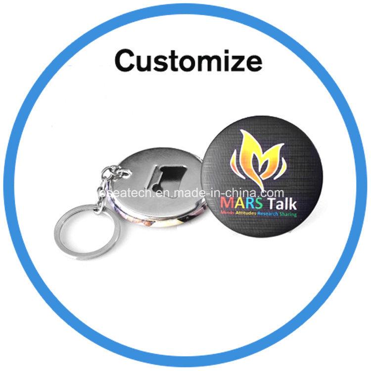 Custom Printed Fridge Magnet Bottle Opener