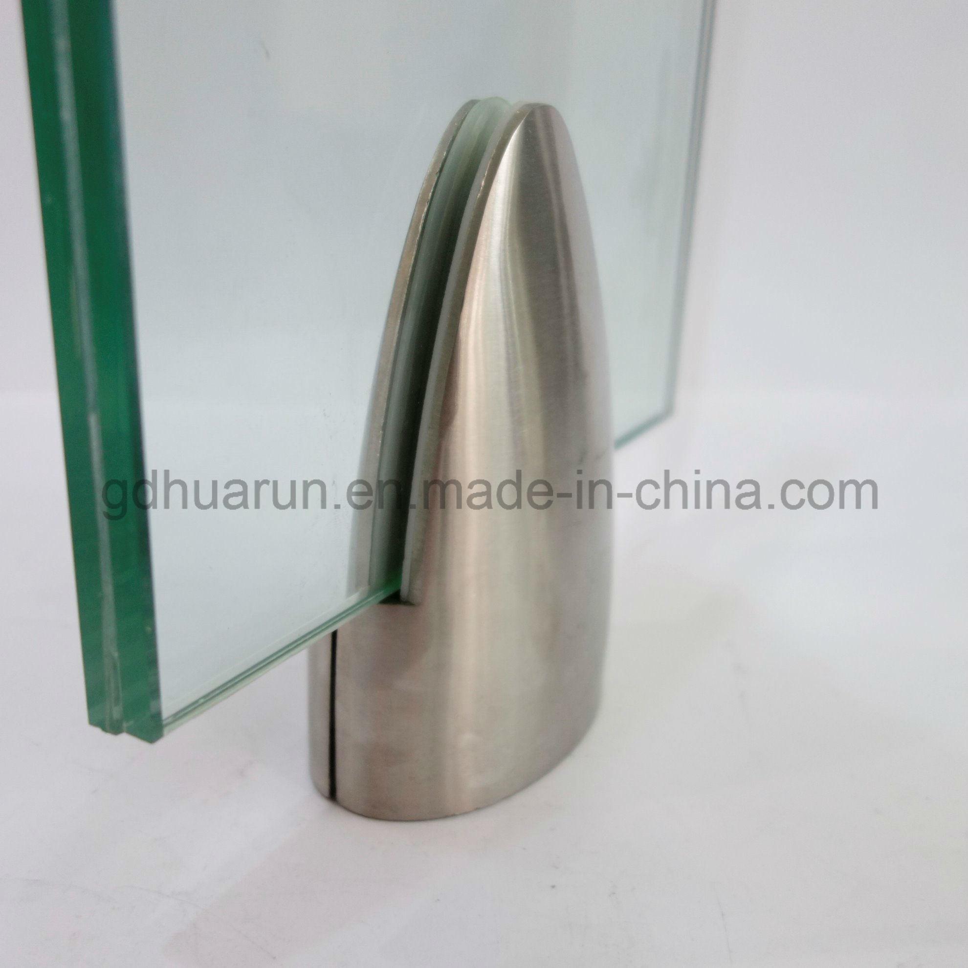 Oval Floor Mounting Base Glass Spigot/Clamp(HR1300V-14)