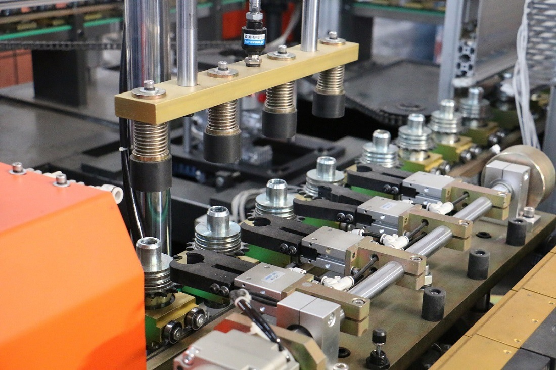 100ml-2000ml Plastic Can Jar Make Plastic Bottle Blow Job Machine