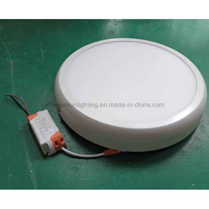 Curve Round LED Panel Light