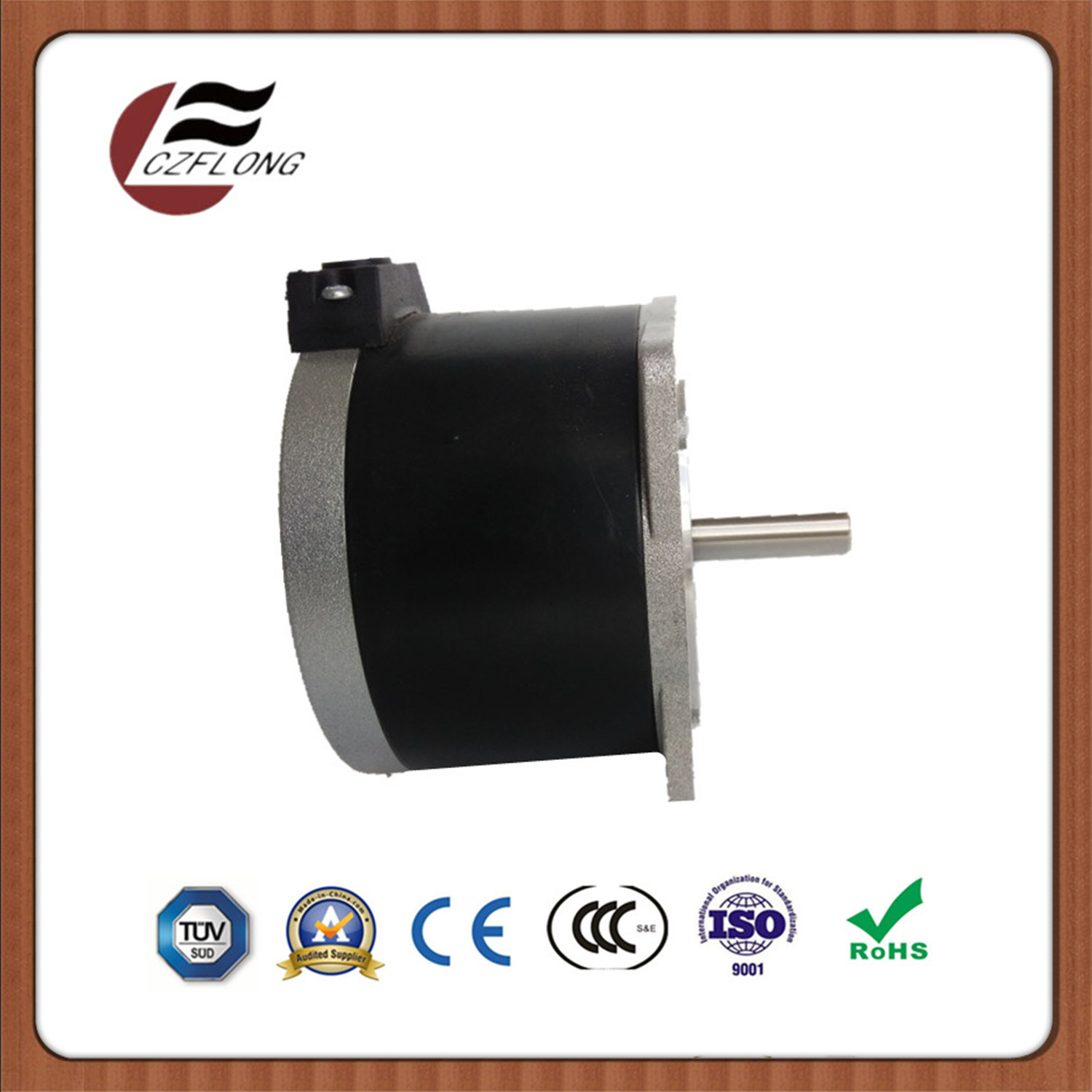 Durable 86*86mm NEMA34 Stepping Motor for Industry CNC Machines